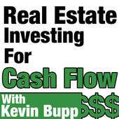 real estate investing for cashflow with kevin bupp logo