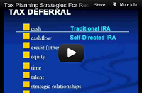 Watch Tax Planning Strategies for Cashflow Investors