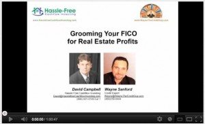 how to build your FICO video