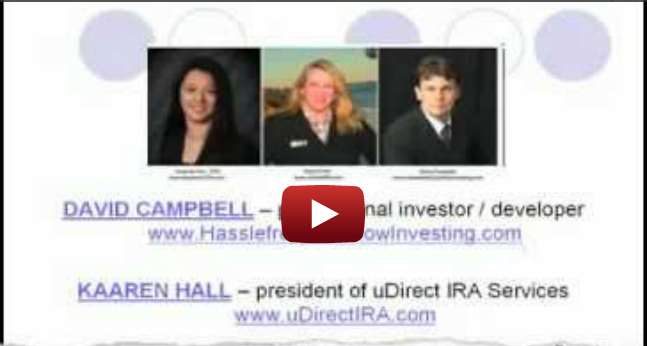 Creating Powerful IRAs for Business Owners & Real Estate Investors