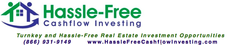 Hassle-Free Cashflow Investing